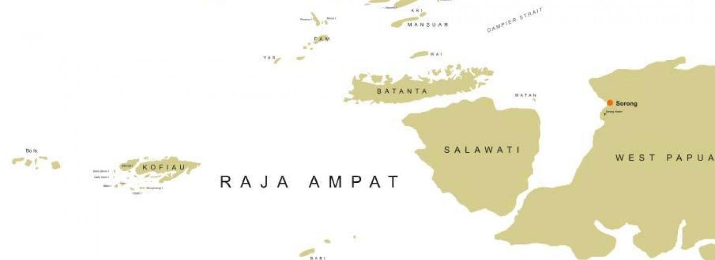 raja-ampat-map