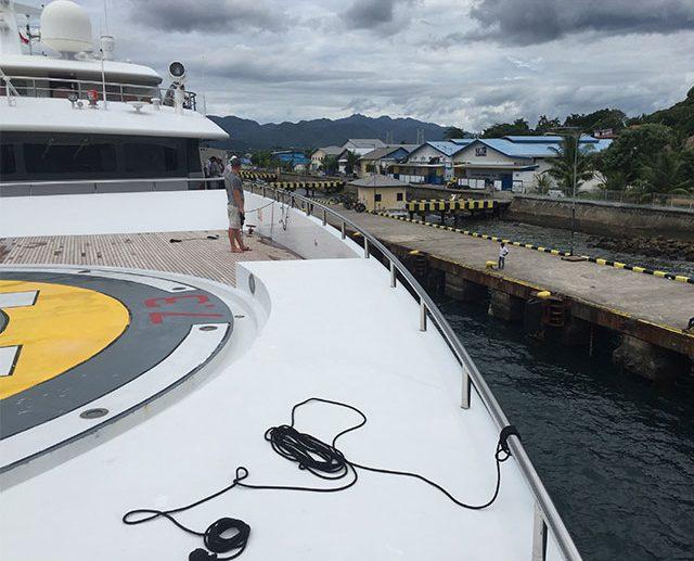 Ambon Dock