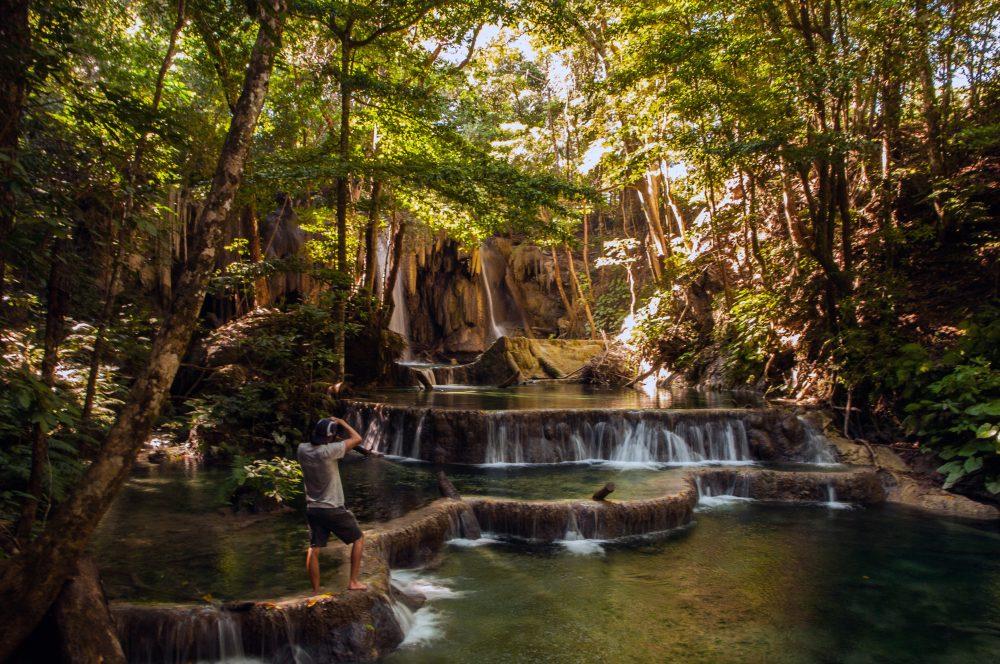 Moyo Waterfall